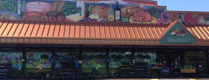 Newport Avenue Market is one of Susan : понравившиеся места.