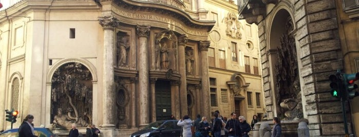 Le Quattro Fontane is one of Supova in Roma.