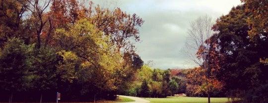 Tanyard Creek Park is one of Posti salvati di Jeff.