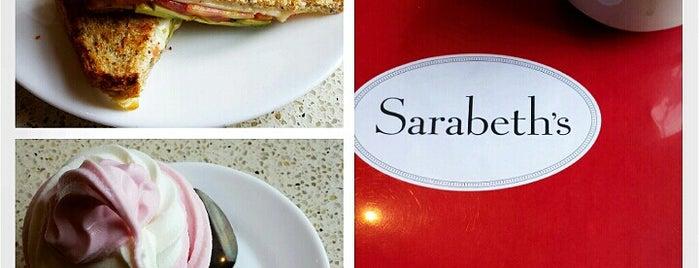 Sarabeth's is one of Restaurants.