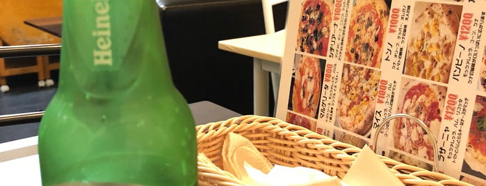 pizzeria DA SASINO is one of 美味しいと耳にしたお店.