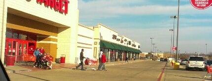 Target is one of สถานที่ที่ Heather ถูกใจ.