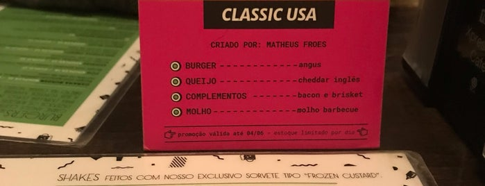 Cabana Burger is one of Prioridades.
