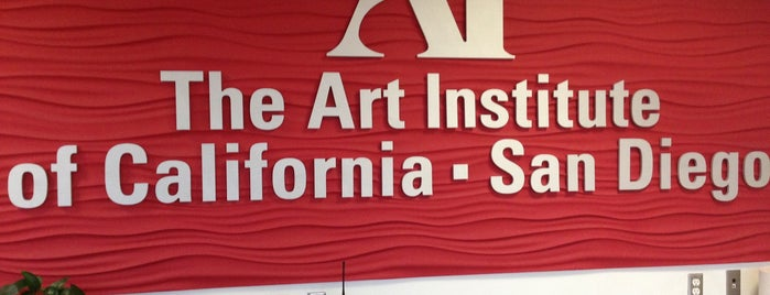 The Art Institute of California - San Diego is one of Paul 님이 좋아한 장소.