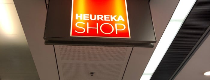 Heureka Shop is one of Places I have been 2.