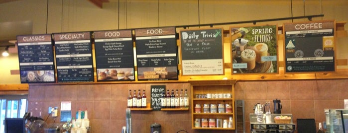 Caribou Coffee & Einstein Bros. Bagels is one of Coffee places in the 515 to visit.
