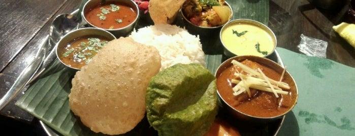 Dhaba India is one of BEST INDIAN in JPN.