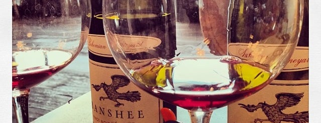 Banshee Wines is one of Sonoma County.