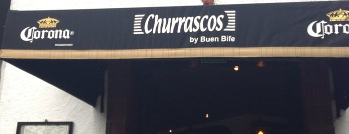Churrascos (Buen Bife) is one of Pronto.....