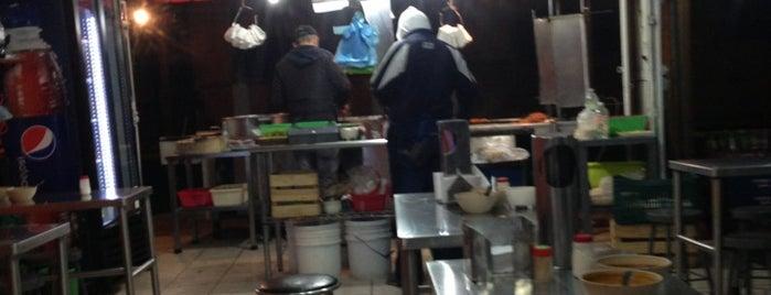 Tacos El Primo is one of Alin'in Beğendiği Mekanlar.