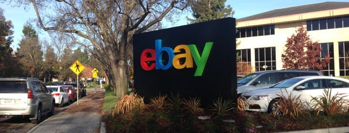 eBay Headquarters is one of Silicon Valley Companies.