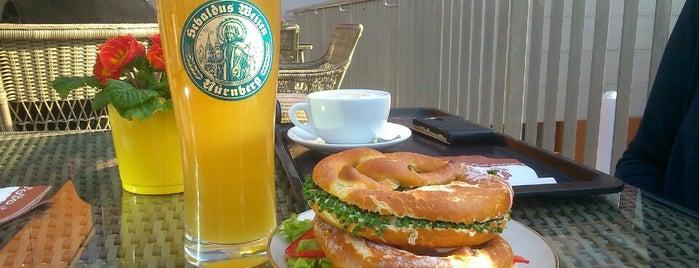 Brezen Kolb is one of Wochenende in Nürnberg.