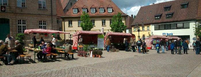 Regionalmarkt Langenzenn is one of Fritz : понравившиеся места.