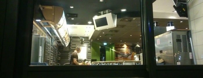 McDonald's is one of Fritz'in Beğendiği Mekanlar.