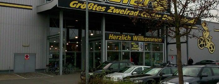 Stadler Zweirad-Center is one of Fritz'in Beğendiği Mekanlar.