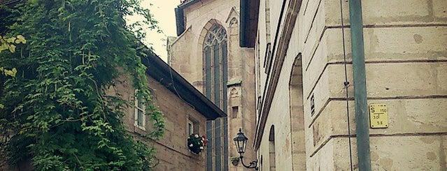 Kloster Langenzenn is one of Fritz'in Beğendiği Mekanlar.