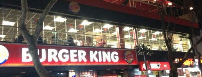 Burger King is one of Ahmet 님이 좋아한 장소.