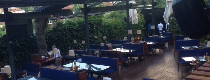 Sherbet Lounge is one of İstanbul.