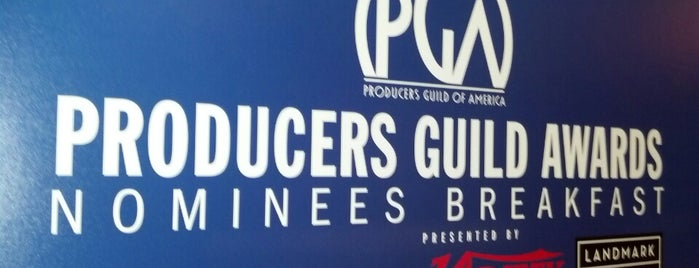 Producers Guild of America is one of Susanさんのお気に入りスポット.