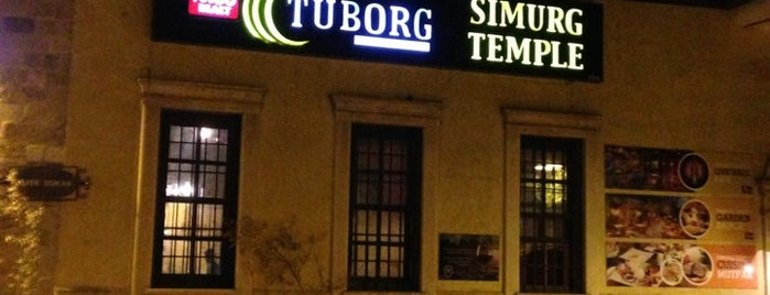 Simurg Temple is one of My Turkish Experiments.