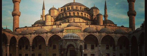Moschea di Solimano is one of istanbul.