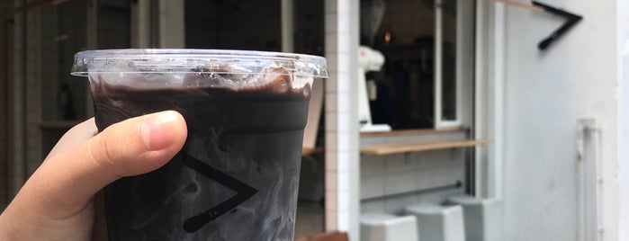 Coffeelism Stand is one of Bkk.