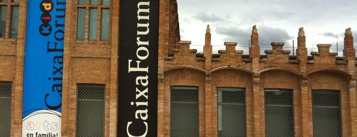 CaixaForum Barcelona is one of #myhints4Barcelona.