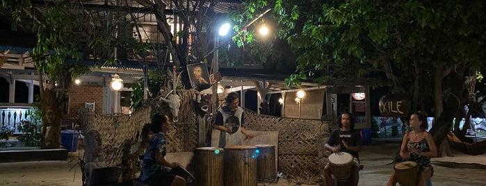 The Exile Gili Trawangan is one of Bali 2.0.