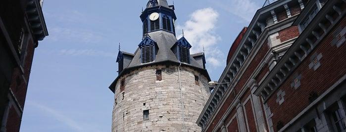Namur is one of Orte, die Jean-François gefallen.