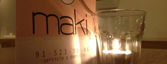 Maki Malasaña is one of Cerca de #Intelygenz.