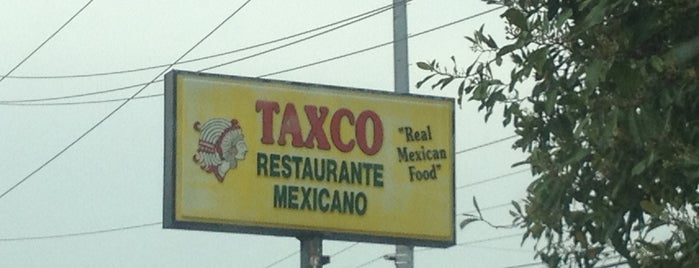 Taxco Mexican Restaurant is one of Good ATL Shiz.