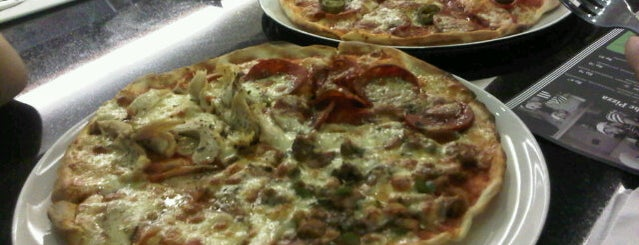 Pizza Marzano is one of Eatery Scmeatery.