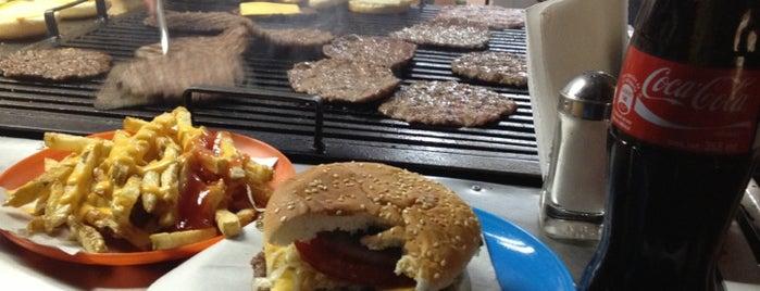 """Hamburguesas """"El Brody"""" is one of Burgers.."""