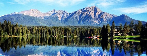 Jasper National Park is one of Orte, die Krzysztof gefallen.