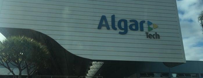 Algar Tech is one of Fernando : понравившиеся места.