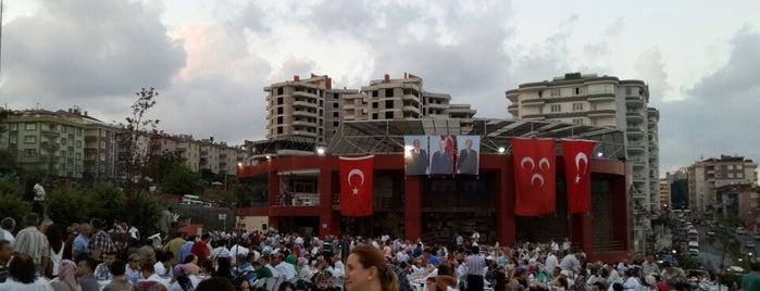 Yıldıray Çınar Kültür Merkezi is one of Tempat yang Disukai Hakan.