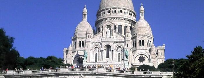 Kutsal Kalp Bazilikası is one of Paris Places To Visit.