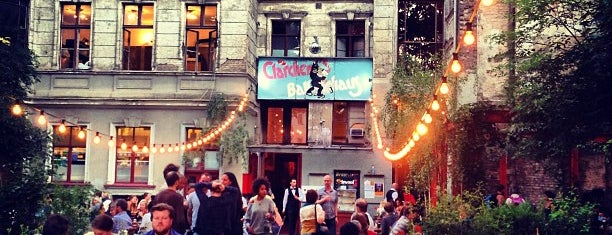 Clärchens Ballhaus is one of berlin love.