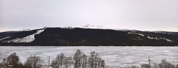 Åre Fjällby is one of Orte, die Art gefallen.