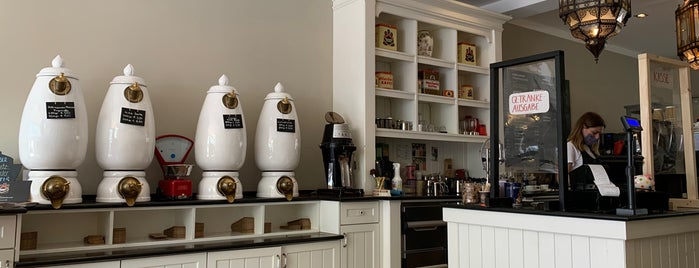 Machwitz Coffee Bar is one of Hannover.