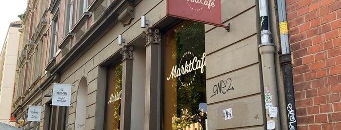 MarktCafé is one of Hanover ToDo list.