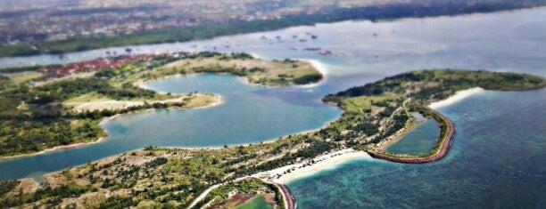 Pulau Serangan is one of DENPASAR - BALI.