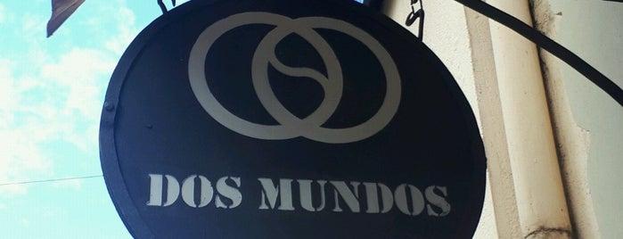 Dos Mundos Café is one of Praga.