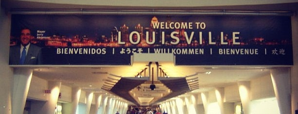 Louisville Muhammad Ali International Airport (SDF) is one of Airports~Part 2....