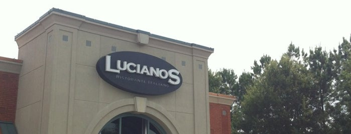Luciano's Ristorante is one of GA.