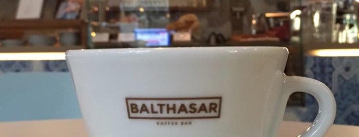 Balthasar is one of Vienna.