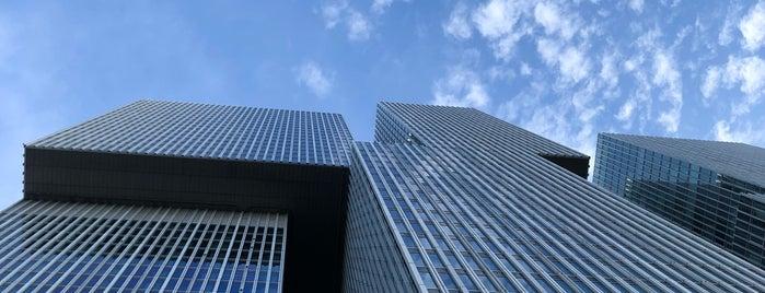 De Rotterdam is one of Rotterdam.