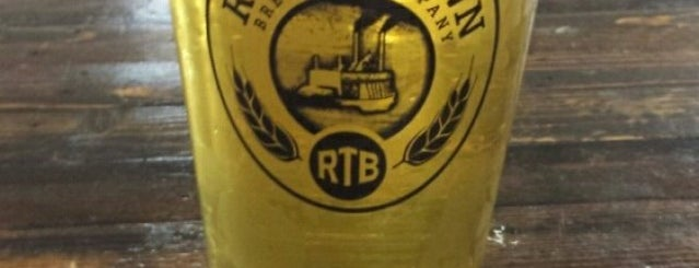 Rivertown Brewery & Barrel House is one of Cincy's Best - Breweries.