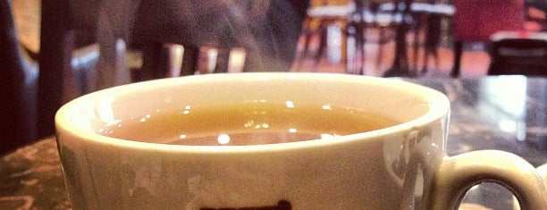 Caffè Nero is one of LONDON.