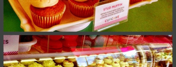 Sift Cupcake & Dessert Bar is one of Yums.